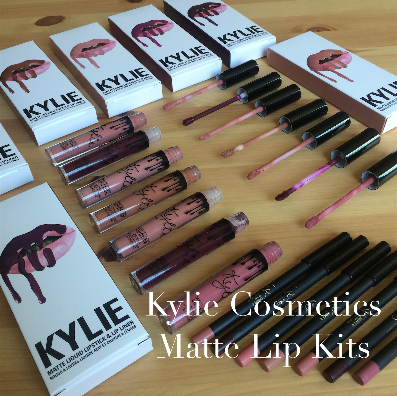 i like Kylie Lip Kits