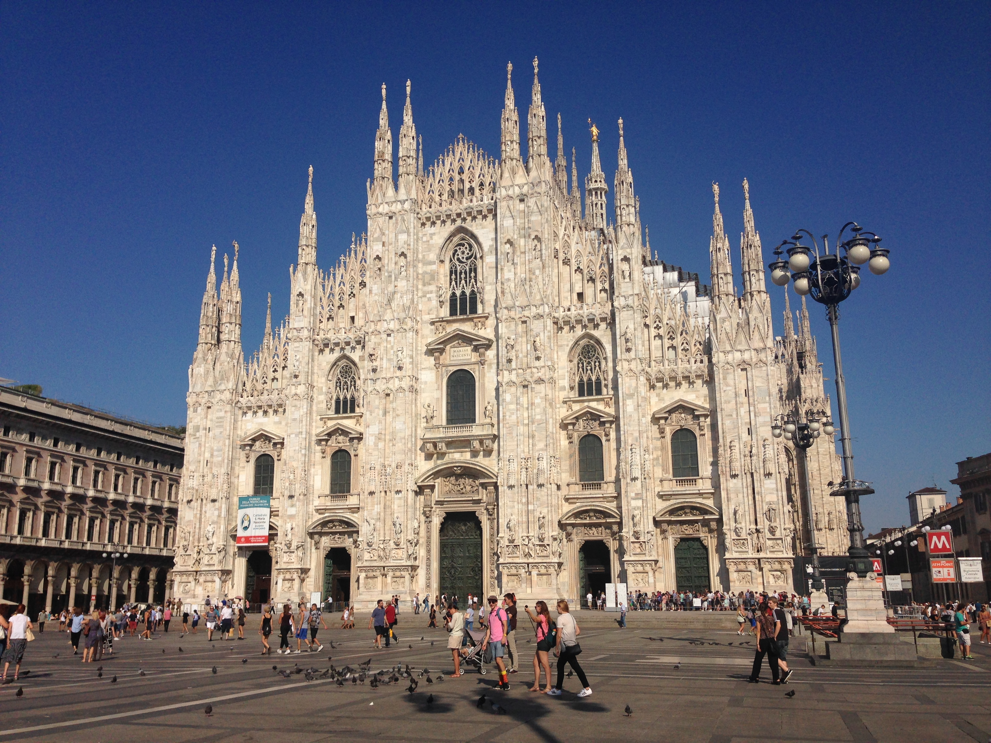 Few Days in Milano