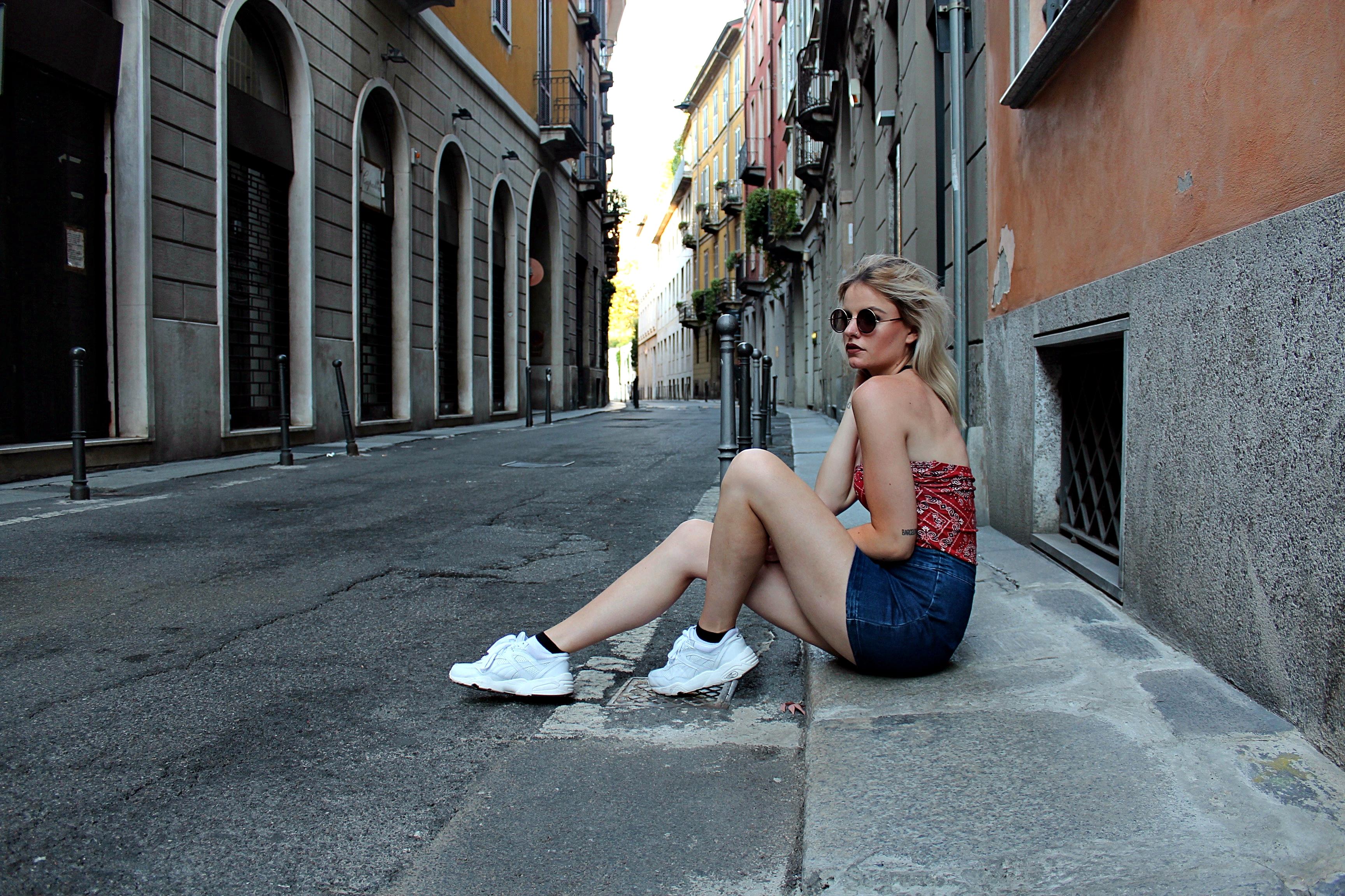 Milano Look No. 2