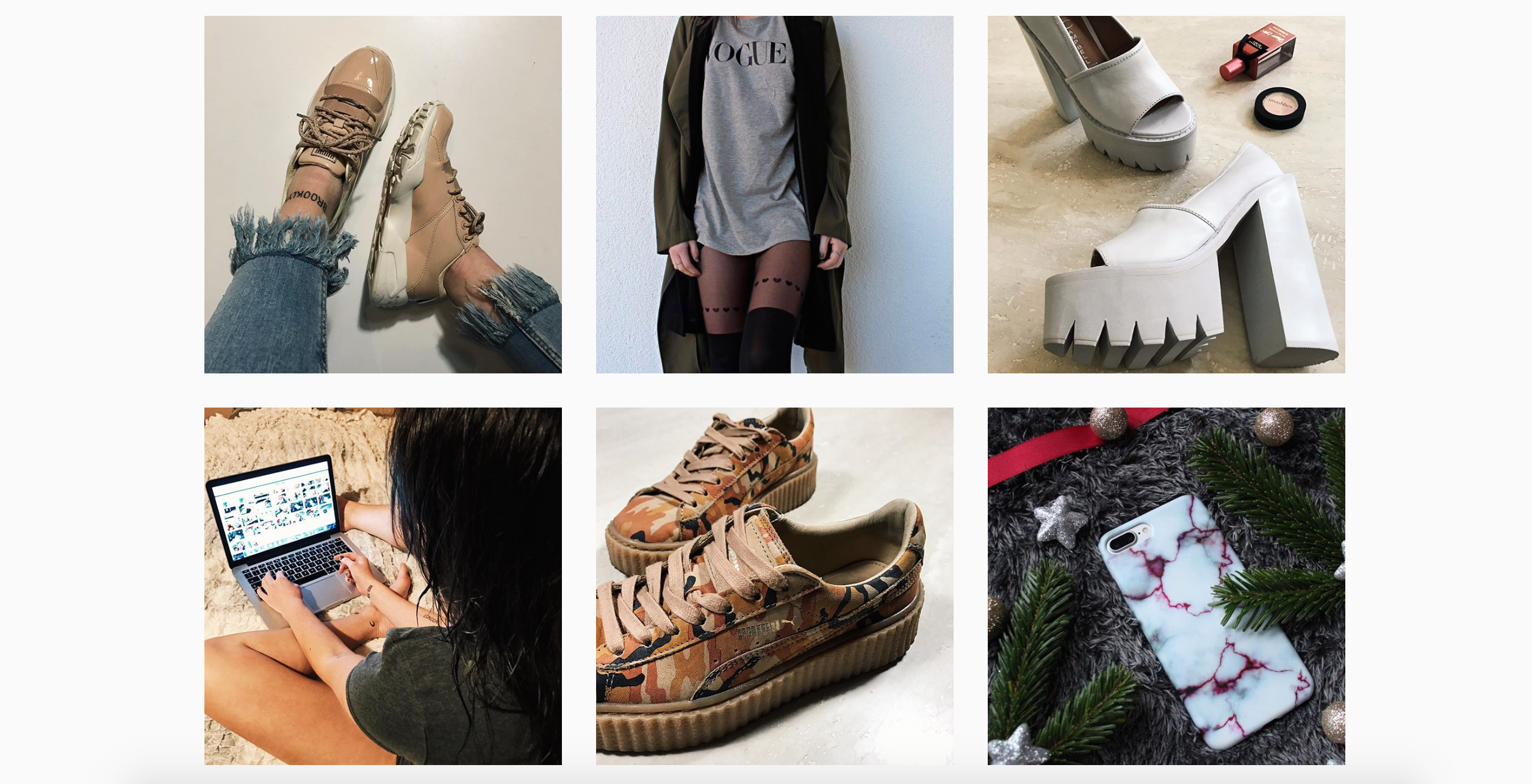 9. Dezember – shoes on my Instagram