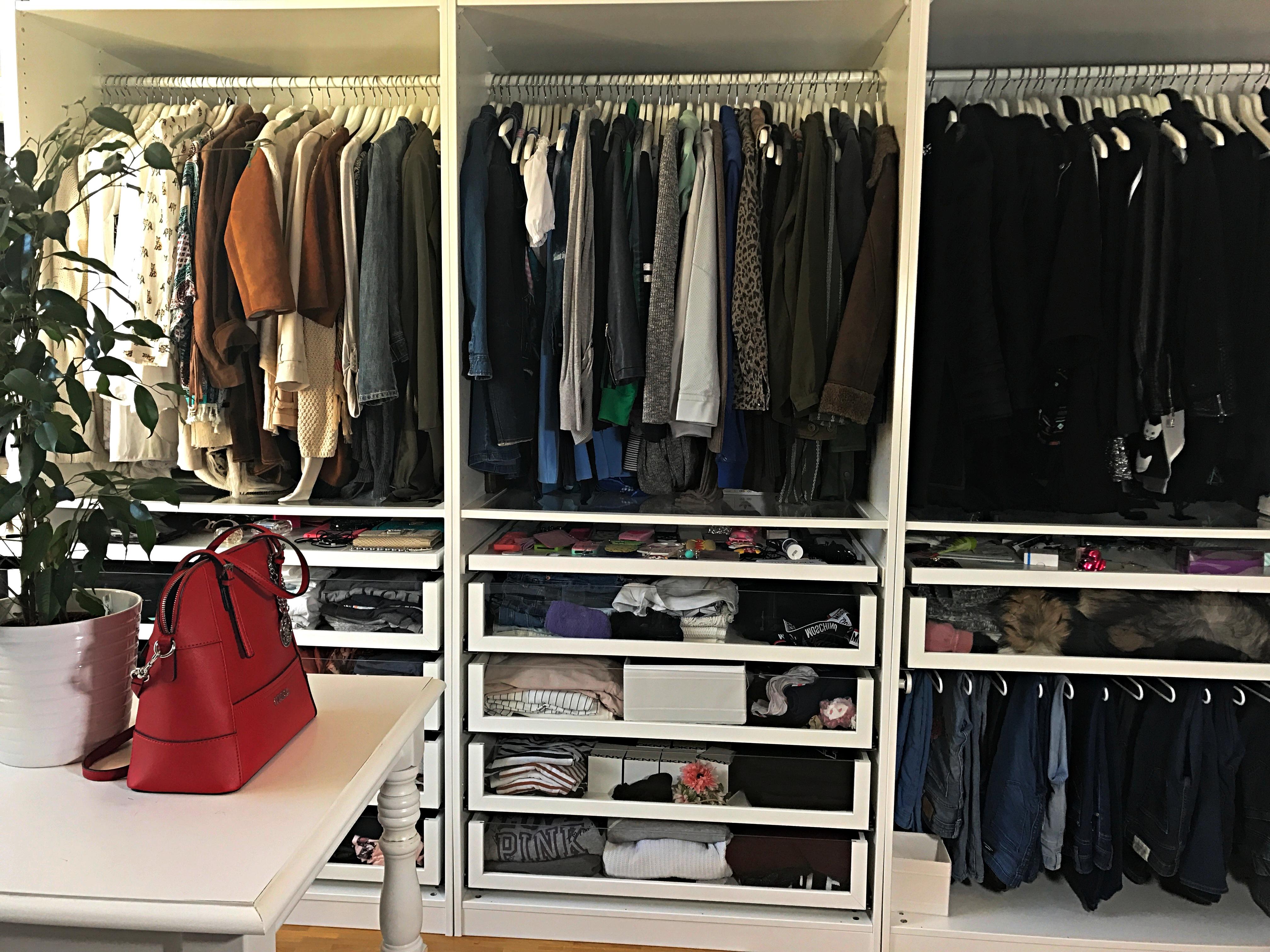 4. Dezember – my closet