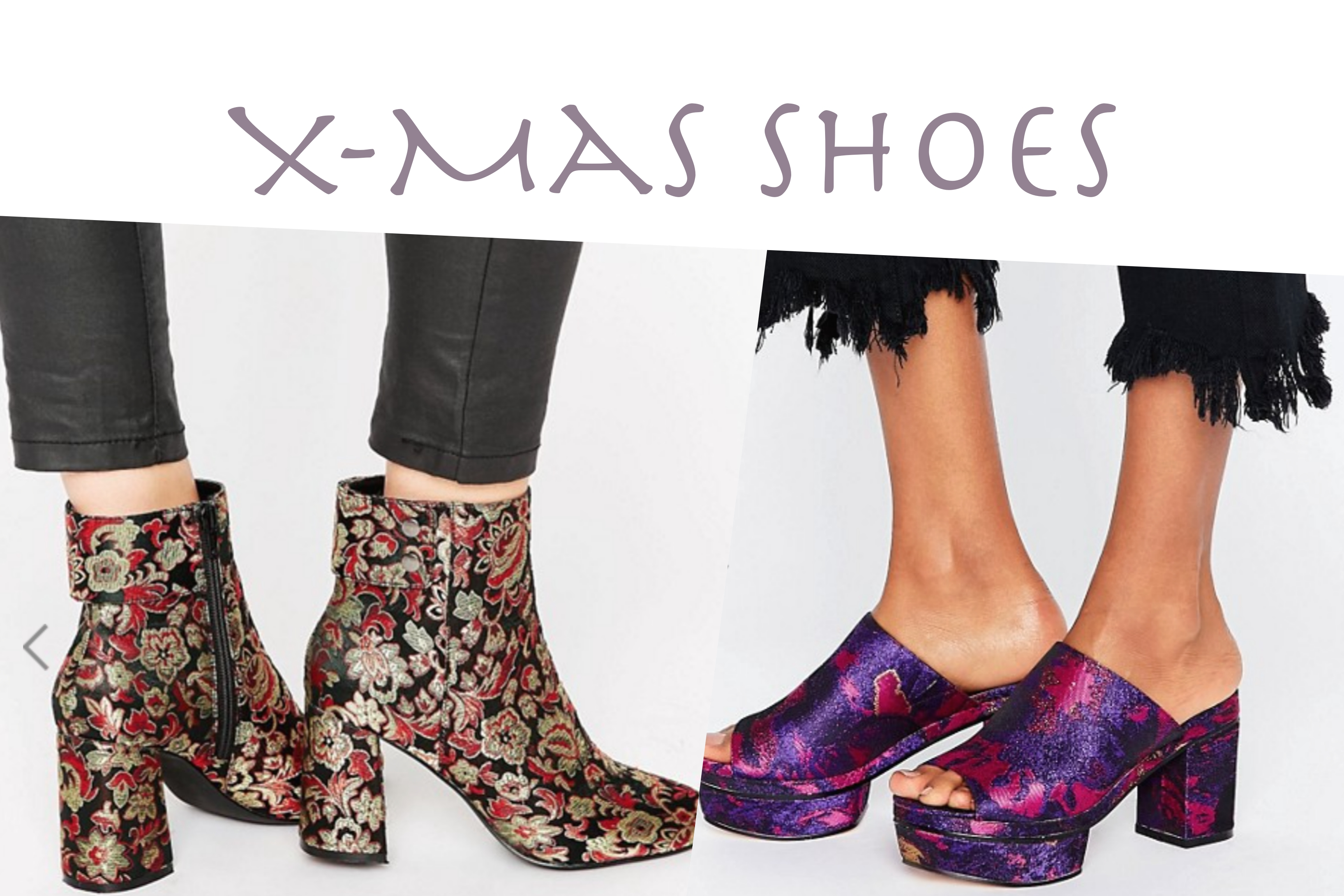 7. Dezember – Shoes for Xmas