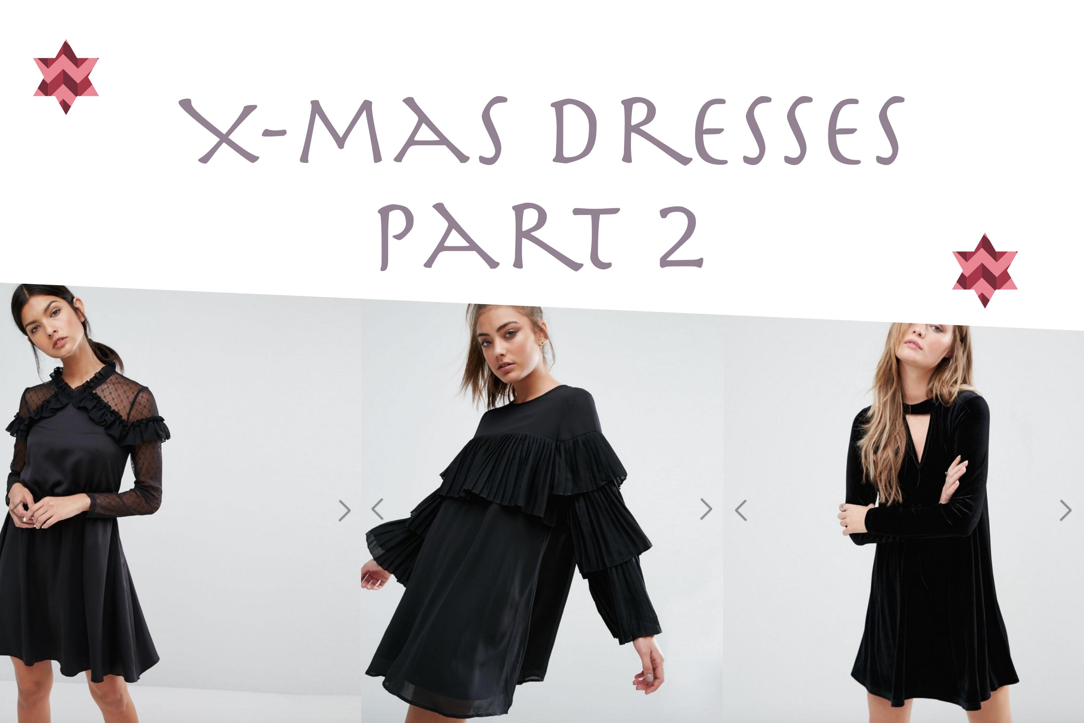 12. Dezember – Xmas Dresses Part 2