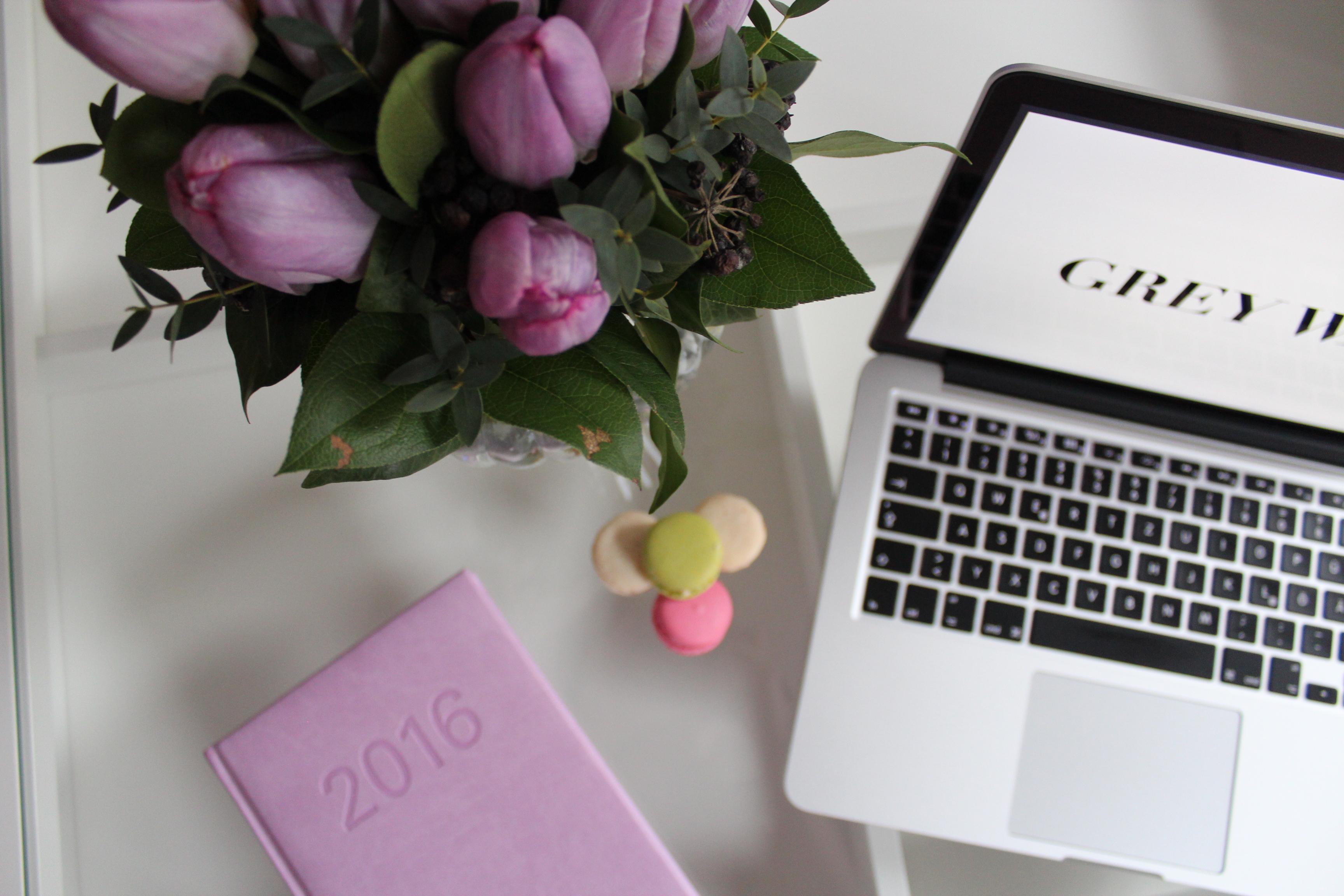 Blogging Begin – New Page