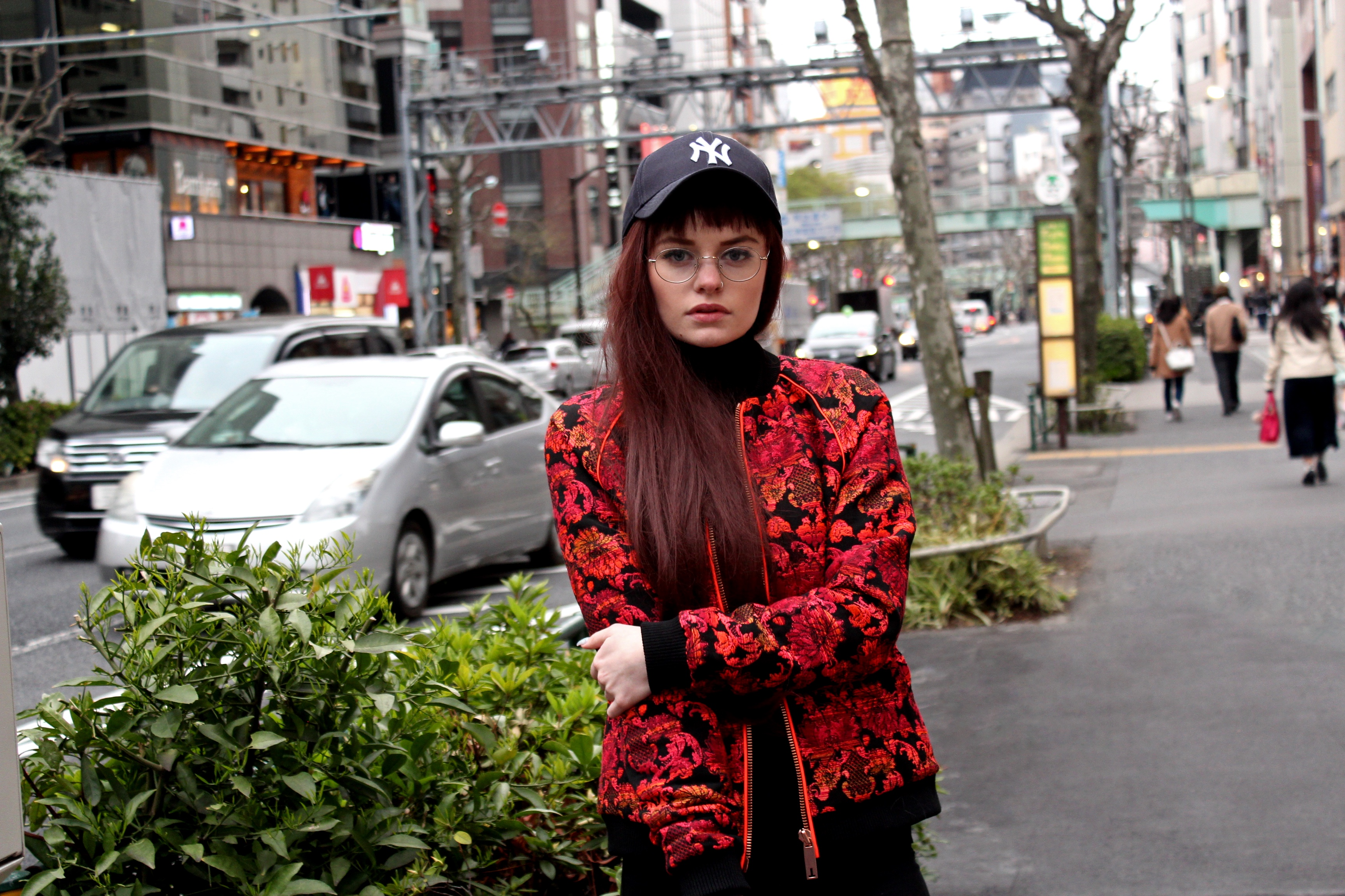 Ted Baker Tokyo Outfit 1