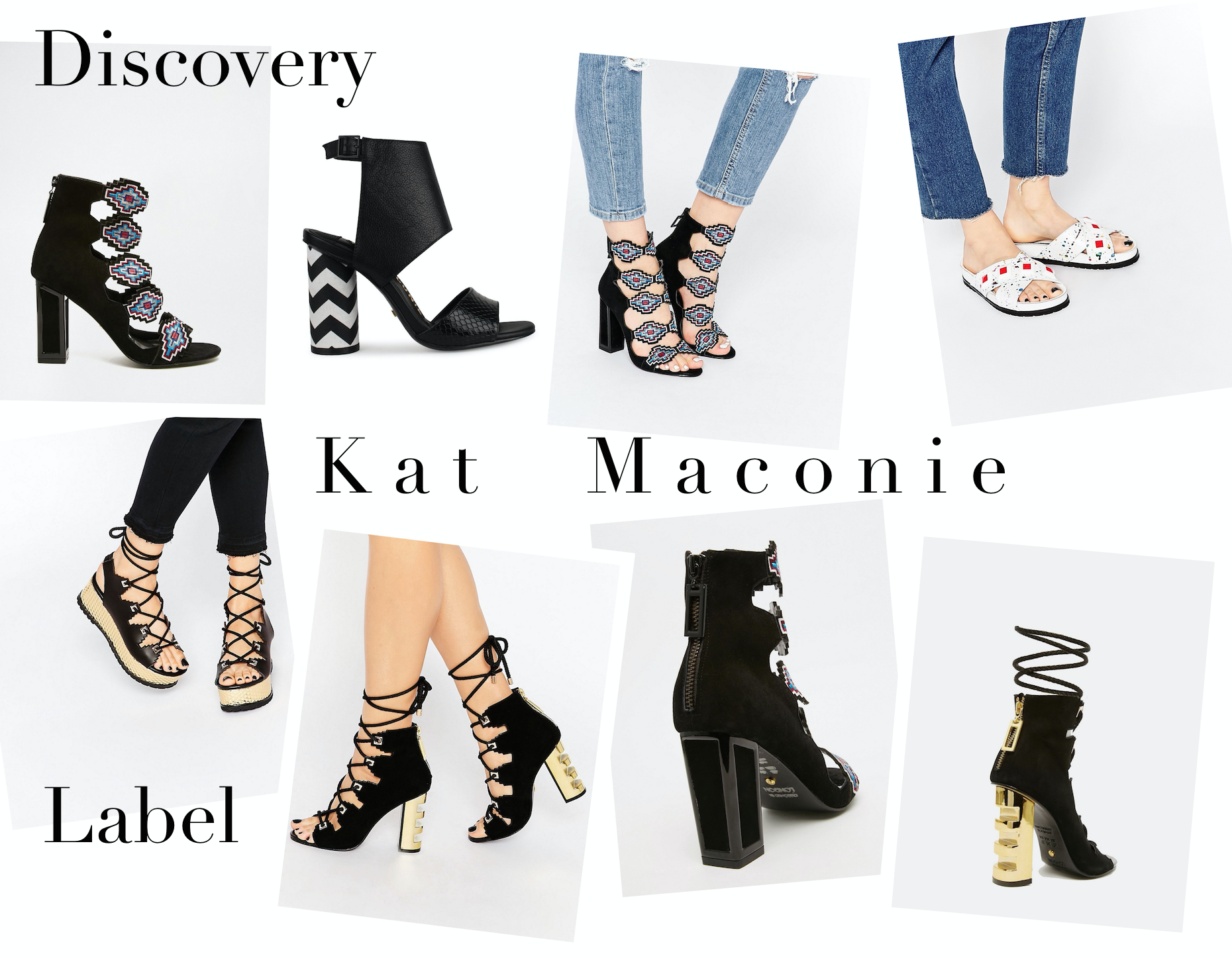 Discovery – KAT MACONIE