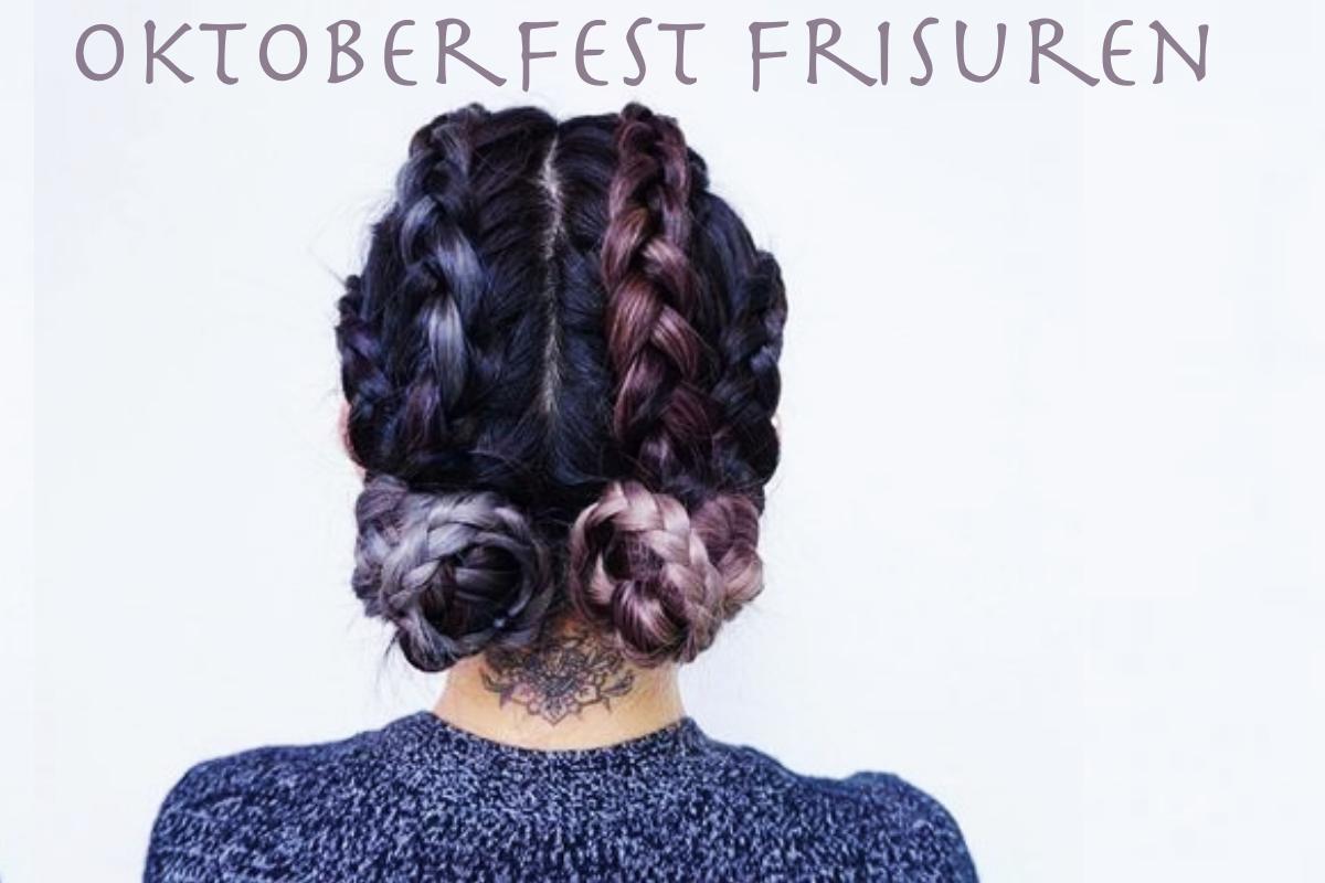 Oktoberfest Frisuren