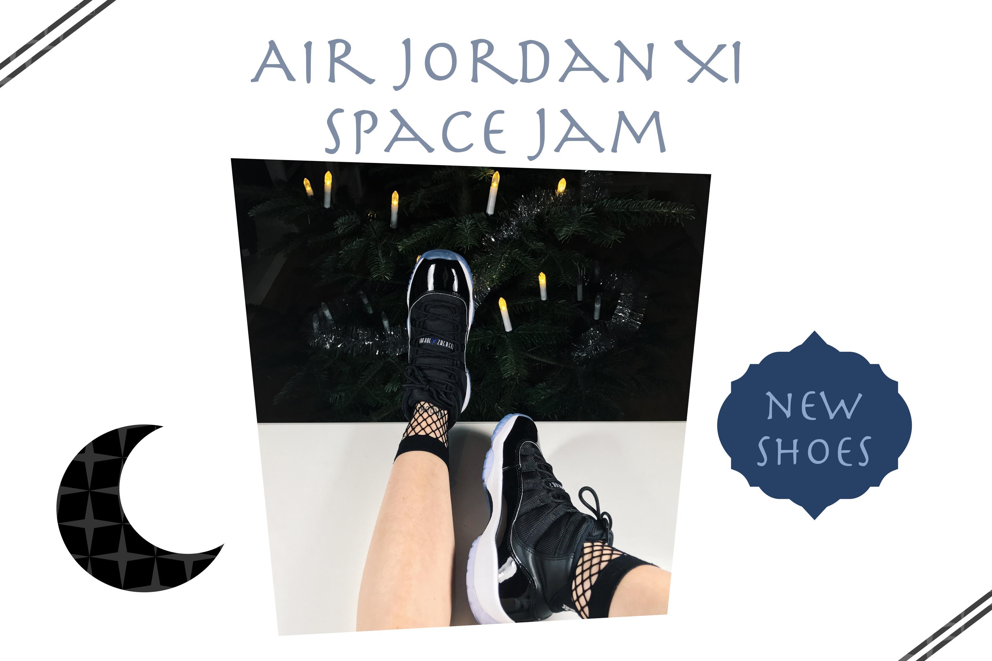 14. Dezember – Air Jordan XI Space Jam